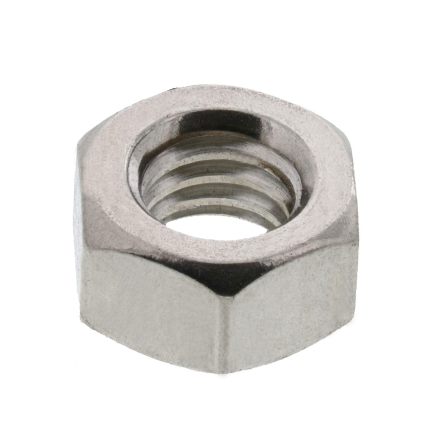 5 16 18 Tpi Stainless Steel Hex Nut Left Hand Threads